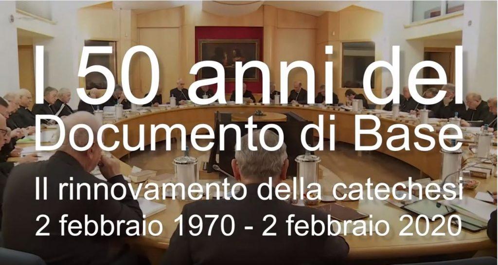 A 50 anni del Documento base